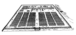 Illustration of Roman Fort
