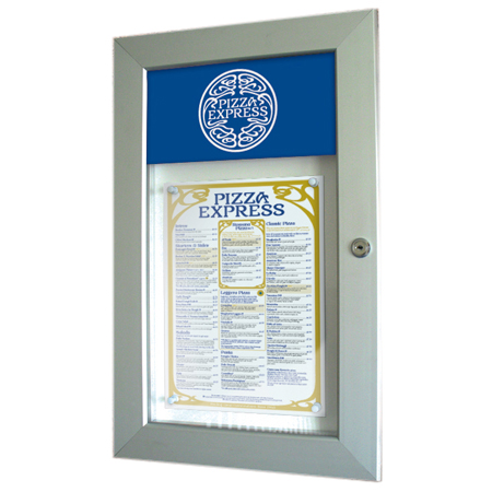 DISPLAY POSTER CASES